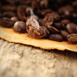 Decoration of coffee — Stock Photo #18603661