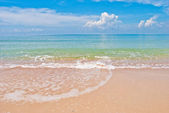 Beautiful view of the Gulf of Thailand — Stock Photo