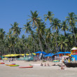Stock Photo: Palolem beach. Goa.