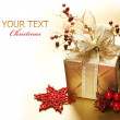 Christmas Gift — Stock Photo #10680744
