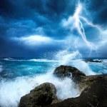 Ocean Storm — Stock Photo #12802361