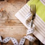 Diet. Dieting Concept. Diet Menu — Stock Photo