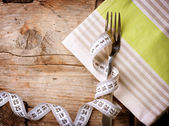 Diet. Dieting Concept. Diet Menu — Stock Photo
