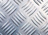 Metal Diamond Plate Background — Stock Photo