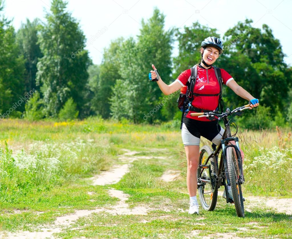 велосипед здоровый образ жизни