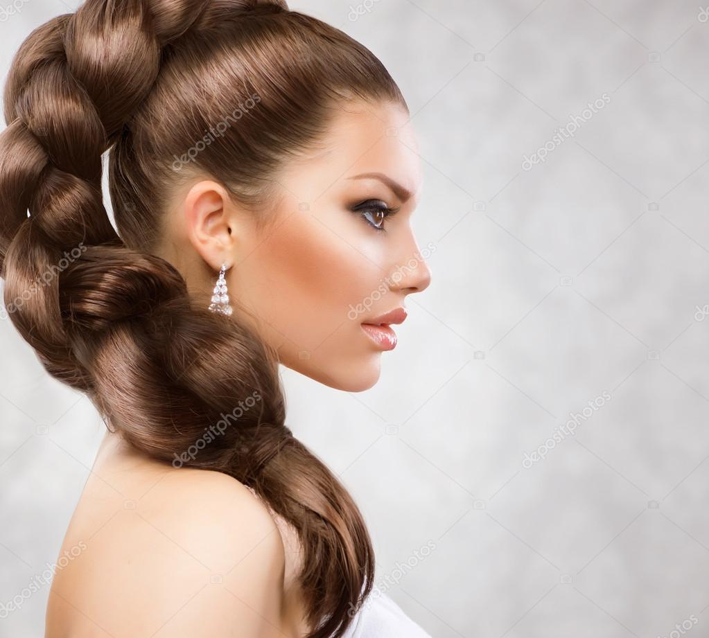 Beautiful Long Hair — Stock Photo #12802308