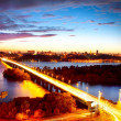 Kiev City - the capital of Ukraine -  