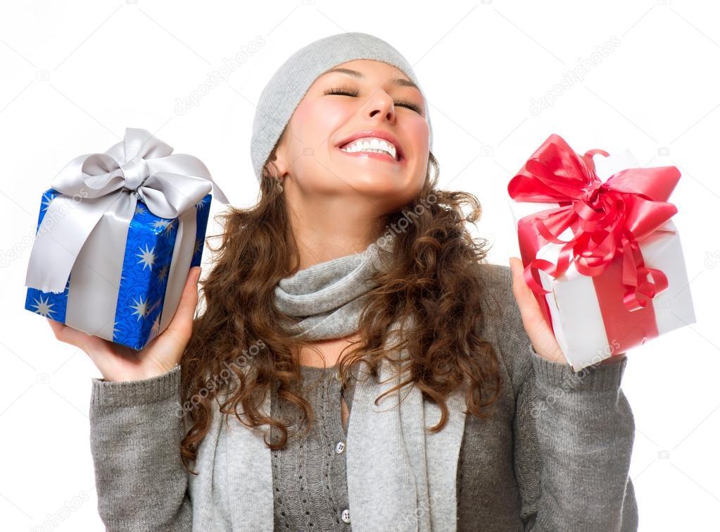 Подарок молодой девушки 21