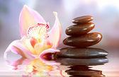 Spa Zen Stones. Harmony Concept — Stock Photo