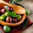 Stock Photo: Olives