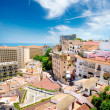 Torremolinos Panoramic View, Costa del Sol. Malaga, Spain — Stock Photo #29983745