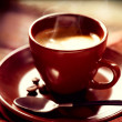 Coffee Espresso. Cup Of Coffee — Stock Photo #29983861