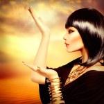 Egyptian Style Woman — Stock Photo #29984441
