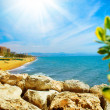 Torremolinos Panoramic View, Costa del Sol. Malaga, Spain — Stock Photo
