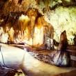 Nerja Caves (Cuevas de Nerja), series of caverns in Spain — Stock Photo