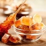 Brown Sugar. Cane Sugar — Stock Photo #29985443