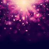 Violett abstrakt jul bakgrund — Stockfoto