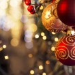 Christmas and New Year Decorations — Stock Photo #36297271