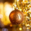 Christmas and New Year Decorations — Foto Stock