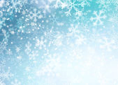 Winter Holiday Snow Background. Christmas Abstract Backdrop — Stock Photo