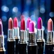 Fashion Colorful Lipsticks. — Stock Photo #48638037