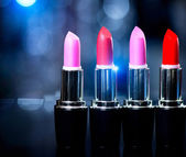 Fashion Colorful Lipsticks. — Stok fotoğraf