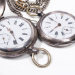 Stockfoto: Old pocket-watches