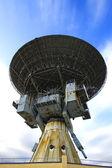 Very Large Array satellite dish antenna — Stock Photo