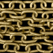 Gold chain background — Stock Photo #37853181