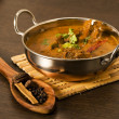 Butter Chicken, India Dish — Stock Photo
