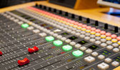 Faders — Stock Photo