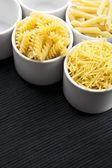 Varieties of pasta — Foto Stock