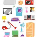 Постер, плакат: Electric appliances
