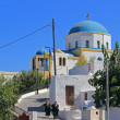 Greek style church, Kos, Greece — Stock Photo #29487439