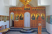 Church altar, Greece — Stock Photo