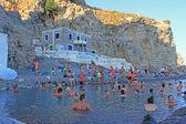 Thermes spring, Kos, Greece — Stock Photo