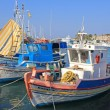Fishing Boats, Greece — Stock Photo