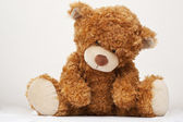 Sad Teddy Bear — Stock Photo