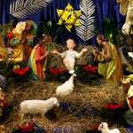 Christmas Crib — Stock Photo #18392747