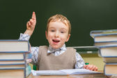 Child at school — Stock Photo