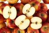 Manzanas — Foto de Stock