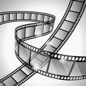 Striscia di pellicola — Vettoriale Stock