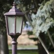 Lamppost close up — Foto Stock