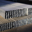 Stock Photo: Metal profiles