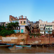 Morning in Varanasi - Stock Photo
