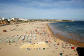 Beach Rocha Algarve — Stock Photo