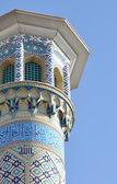 Minaret Closeup — Stock Photo