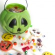Halloween Candy — Stock Photo #13593325