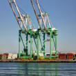 Shipping Cargo Crane Port of Los Angeles — Stock Photo #13683967