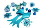 Christmas Decoration Background — Photo